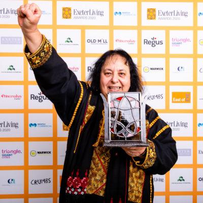 Exeter Living Award winners 2020. Platinum Respect Festival